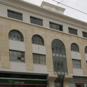 Clinica Del Rio en San Pedro de Alcántara - Edificio