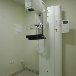 Aparato de mamografías en San Pedro