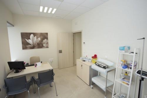 Consulta de pediatría en Estepona