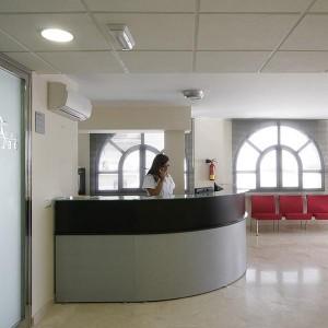 Clinica Del Rio - Recepción San Pedro