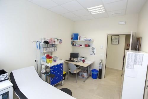 Consulta de urgencias y enfermeria en Estepona