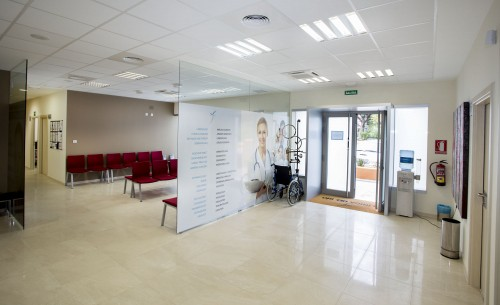 Salida clínica Estepona