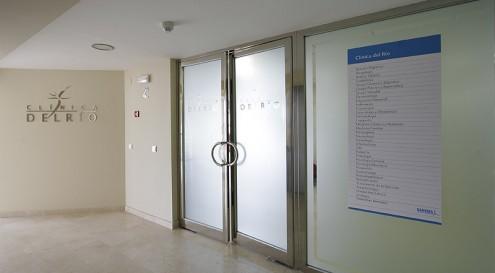 Clinica Del Rio en San Pedro de Alcántara