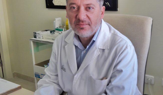 JUAN CARLOS CASADO, NUESTRO ORL
